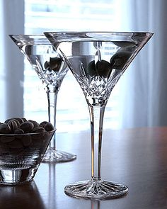 Waterford Lismore Tall Martini - Crystal Classics, Free Shipping