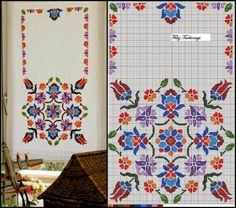 """cross stitch"" - It Was A Work of Craft Cross Stitching, Cross Stitch Embroidery, Embroidery Patterns, Knitting Charts, Knitting Patterns, Cross Stitch Designs, Cross Stitch Patterns, Russian Cross Stitch, Yarn Shop"