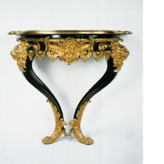 Console table Attributed to André-Charles Boulle (1642 - 1732) France c. 1705