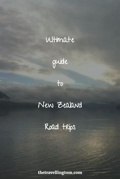 New Zealand is one of my favourite countries: However, you can't truly appreciate its beauty without going on a road trip in New Zealand! Virtually every road in the country was designed for a road trip. There's amazing scenery around every corner! Check out my guide for tips and the best routes to do while in New Zealand!