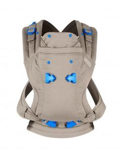 The new Pao Papoose is a soft structured carrier which is versatile and adaptable, and a good compromise between a structured carrier and a sling. We Made Me Pao Papoose RRP £89.99
