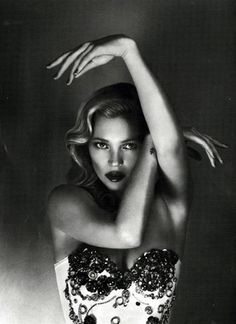 Kate Moss, British Vogue 2012 ♥Manhattan Girl