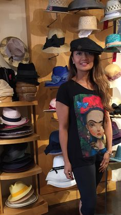 Gorgeous handmade hats - interview with this Toronto Lilliput Hats designer coming soon - (pls subscribe to my travel channel thru my website) Travel Channel, Toronto, Captain Hat, Interview, Artisan, Website, My Style, Hats, Handmade