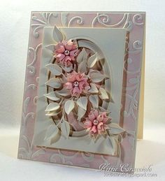 Good Tuesday morning. The Belleek Inspired technique is one of my favorites and I especially like...