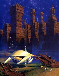 """Couverture de """"Seconde Fondation"""" d'Isaac Asimov"""