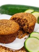 Blendtec Recipe of the Week: Zucchini Spelt Muffins
