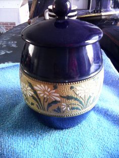 doulton pot silicon pattern by miablisscurios on Etsy, £30.00