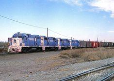 Rock Island Railroad, Railroad Pictures, Railroad History, Train Times, Railroad Photography, Model Trains, Locomotive, The Rock, Respect