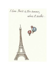 I Love Paris   Typography Painting  Painting by bonjourfrenchie, $18.00