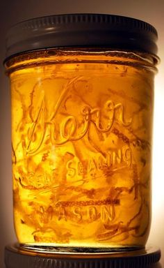 I have no idea why I decided to make Lime Marmalade today. The idea popped into my mind...