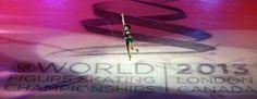 Zijun Li(China) : : World Figure Skating Championships 2013 in London(CANADA)