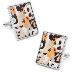 Jazz Stamp Cufflinks