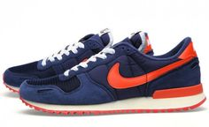 Nike Air Vortex - Obsidian & Team Orange (2)