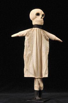 skeleton hand puppet