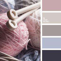 Farb- und Stilberatung mit www.farben-reich.com # soft color palette