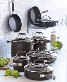 Anolon Advanced Cookware - Cookware - Kitchen - Macy's