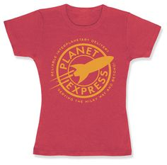 Planet Express Babydoll :: ThinkGeek
