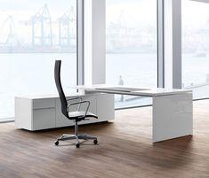Escritorios ejecutivos | Mesas de oficina | direction-m. Check it out on Architonic