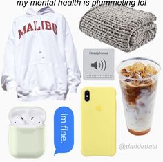 """""""i'm fine"""" is the biggest lie i tell 🙂 Cute Lazy Outfits, Outfits For Teens, Girl Outfits, Girl Life Hacks, Girls Life, Aesthetic Memes, Aesthetic Clothes, Teen Trends, Teenage Girl Gifts"""