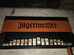 Jägermeister bord