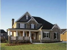 Country House and Home Plans at eplans.com | Includes Country Cottage and Farmhouse Floor Plans