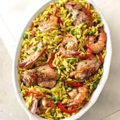 Eat Healthy for Less: A Week's Worth of Dinner Recipes for $100 | Fitness Magazine