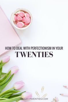 Relatable tips and motivational life advice for twenty-somethings on how to overcome perfectionism. A must-read if you're a millennial that wants to create a healthy daily habit or stop procrastination!