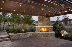 Five Ways to Extend the Use of Your Patio This Fall