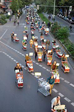 A Movable Feast: Berlin's Community Garden : Remodelista