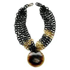 Horn Necklace - HN086