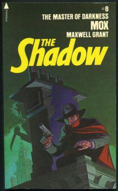 The Shadow 8 - Mox - Steranko cover