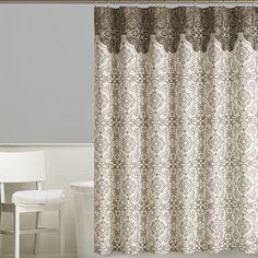 Home Classics Julianna Fabric Shower Curtain