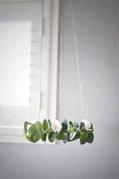 Simple yet stunning these greenery wreaths are the perfect balance of beautiful! All handmade using Eucalyptus sprays with white blossoms. Compliments any decor Stunning to hang in a girls room Great alternative to a pot plant Eye catching over a dining room table Gorgeous