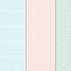 BL-ij basic grid A4 paper