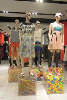 Passion for Visual Merchandising