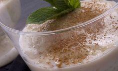 Receta de arroz con leche deKarlos Arguiñano. Un postre clásico pero con un estilo particular, el que le da el cocinero Karlos Arguiñano.
