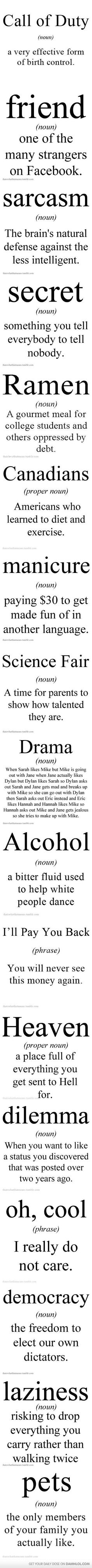 lol true: