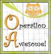 Operation Awesome Mystery Agent contest and reveal- Kaylee Davis of Dee Mura Literary