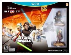 Disney Infinity 3.0 Edition Starter Pack Wii U $9.88 (Was $37) + More HOT Infinity Deals! - http://www.swaggrabber.com/?p=318256