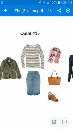 64e75310 99 beste afbeeldingen van spring essentials - Casual looks ...