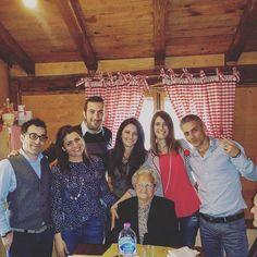 Mitica nonnina.  Happy 90.