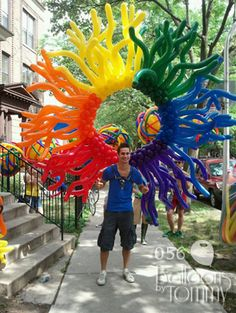 Balloons by Tommy - Photo Gallery - Parade Flair