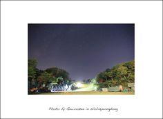 月明洞夜景 - WolMyeongDong(キリスト教福音宣教会)