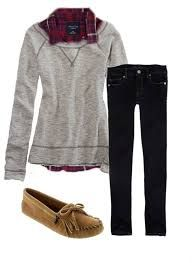 Cucire Dolce: Back to School Outfit Inspiration Winter Outfits, Casual Outfits, Casual Clothes, Fall Jeans, Back To School Outfits, Complete Outfits, Style Me, Give It To Me, Fashion Dresses