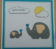 Fathers Day card for Grandaf