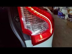 2010-2017 Volvo XC60 - Testing Brake Light After Changing Burnt Out Bulb - YouTube
