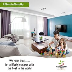 #MoveInMoveUp in Life with Maruthamgroup