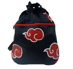 Relaxcos Naruto Backpack Bag School Bag Cosplay Costume >>> You can find out more details at the link of the image.