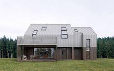 PLUSMODUL : Skandynawskie domy od INT2architecture