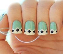 art, nail, nail art (Full Size)